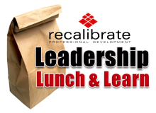 Leadership Lunch and Learn Logo